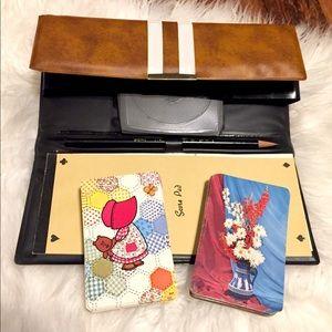 🦋2/$10 3/$15 4/$18 5/$20 Vintage Card Set Case